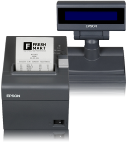 Epson FP81II – Stampante Fiscale